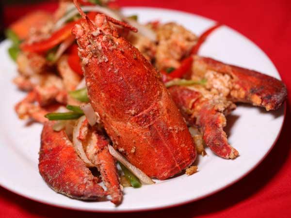 Live Maine Lobster....(per lb.)