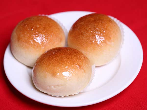 Roast Pork Baked Bun