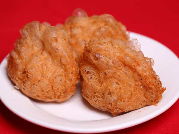 Fried Taro Dumpling