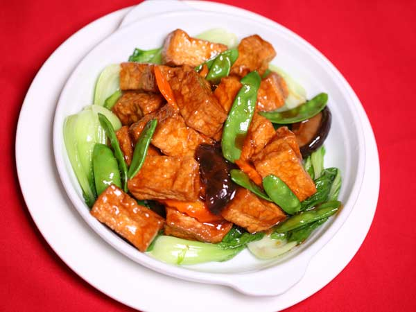 Hong Sui Bean Curd