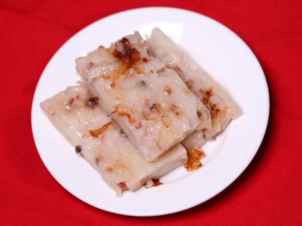 Radish Pudding